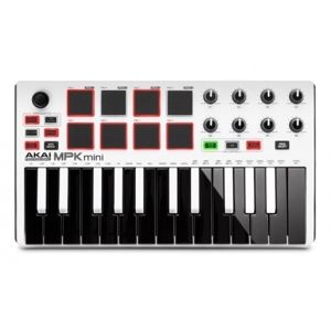 AKAI MPK 2 Mini White Limited Edition