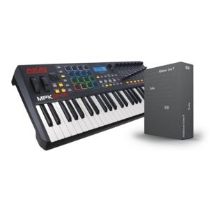 AKAI MPK 249 + Live 9 Suite (upgrade)