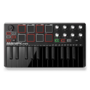 AKAI MPK Mini MKII Black Ltd.Edition