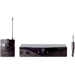 AKG Perception WMS45 Wireless Instrument Set - M (826.300-831.200 MHz)