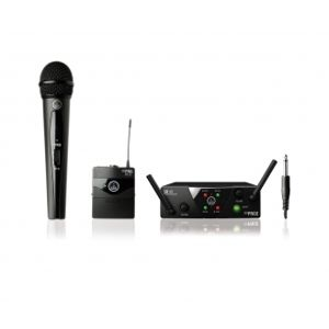AKG WMS 40 MINI Instrumental/vocal dual ISM2/3