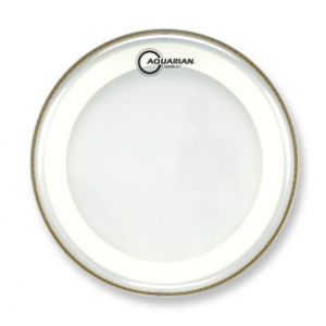 AQUARIAN MRS2-14 Super-2 Clear With Studio-X Ring 14""