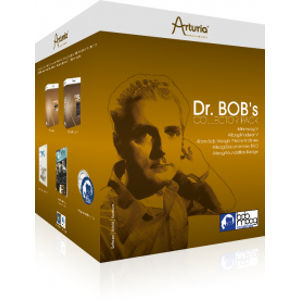 ARTURIA Dr. Bob's Collector Pack