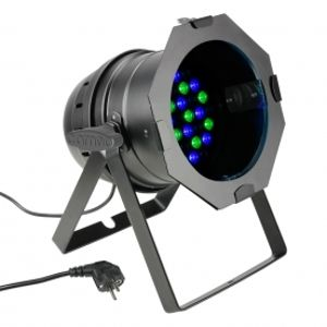 CAMEO LED PAR64 RGB36 Black
