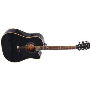 CORT AD880CE-BK, akustická kytara