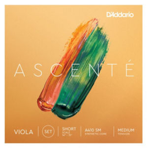 D´ADDARIO - BOWED Ascenté Viola Strings A410 SM