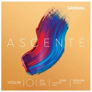 D´ADDARIO - BOWED Ascenté Violin A311 3/4M