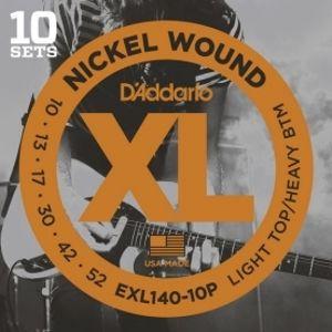 D'ADDARIO EXL140-10P