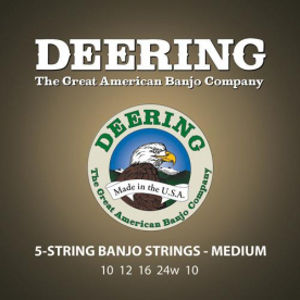 DEERING Strings Medium
