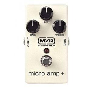 DUNLOP MXR Micro Amp Plus