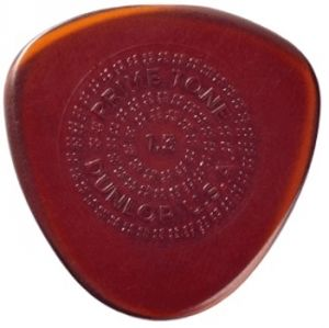 DUNLOP Primetone Semi-Round Sculpted Plectra with Grip 1.3 3ks