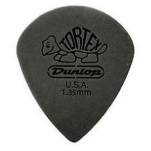 DUNLOP Tortex Jazz III XL Black 1.35 12ks