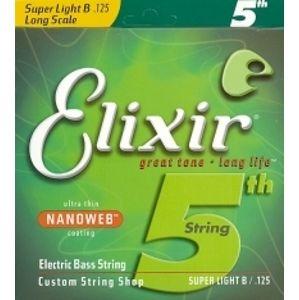 ELIXIR Bass Nanoweb 15425 Super Light B 125