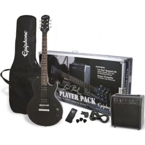 EPIPHONE Les Paul Special 2 LTD Player Pack - Ebony