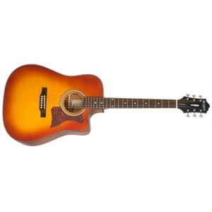 EPIPHONE Masterbilt DR-400MCE Faded Cherry Burst