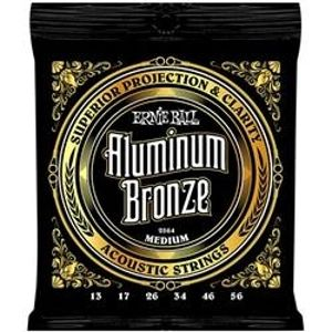 ERNIE BALL 2564 Everlast Aluminium Bronze Medium - .013 - .056