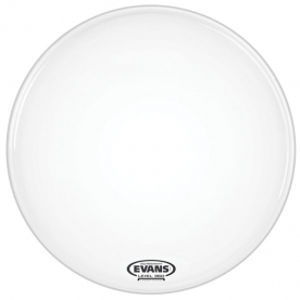 EVANS BD26RSW-NP EQ3-NP Smooth White Bass Reso No Port 26""
