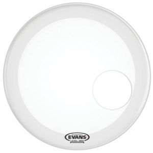 "EVANS EQ3 Reso 24"" Smooth White"