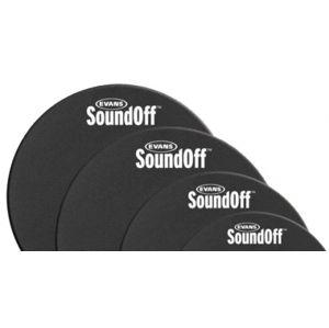 EVANS SoundOff Box Set - Fusion