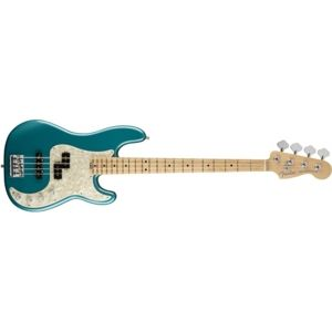 FENDER American Elite Precision Bass Ocean Turquoise Maple