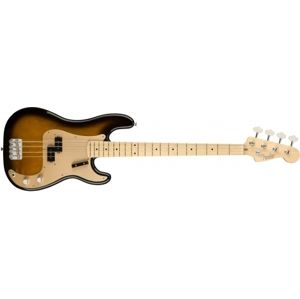 FENDER American Original 50s Precision Bass 2-Color Sunburst Maple
