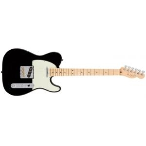 FENDER American Professional Telecaster Black Maple