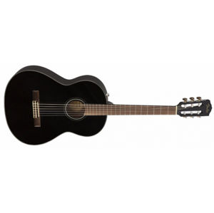 FENDER CN-60S Nylon Black Laurel