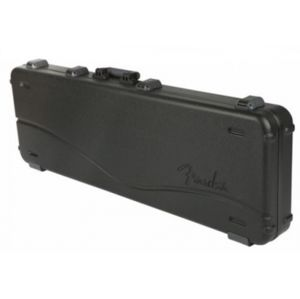 FENDER Deluxe Molded Bass Case Left-Handed