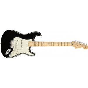 FENDER Player Stratocaster Black Maple