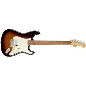 FENDER Player Stratocaster HSS 3-Color Sunburst Pau Ferro