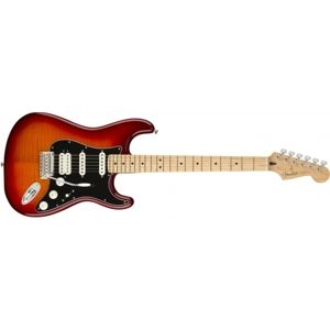 FENDER Player Stratocaster HSS Plus Top Aged Cherry Burst Maple