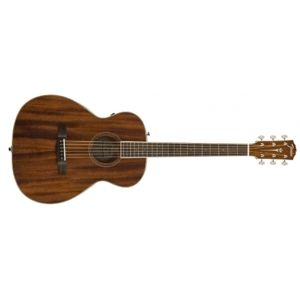 FENDER PM-TE Standard Travel All Mahogany Natural