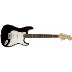 FENDER SQUIER Affinity Stratocaster Black Laurel