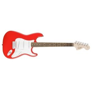 FENDER SQUIER Affinity Stratocaster Race Red Rosewood