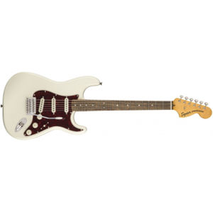 FENDER SQUIER Classic Vibe 70s Stratocaster Olympic White Laurel