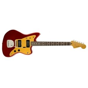 FENDER SQUIER Deluxe Jazzmaster VT Candy Apple Red Rosewood