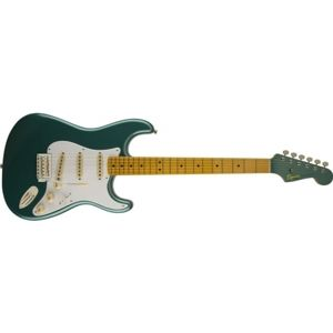 FENDER SQUIER Squier Classic Vibe Stratocaster 50s Sherwood Green Metallic Maple