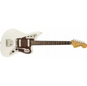 FENDER SQUIER Vintage Modified Jaguar Olympic White Laurel