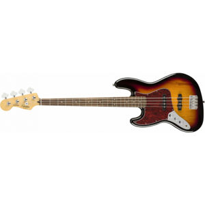 FENDER SQUIER Vintage Modified Jazz Bass Left Handed 3-Color Sunburst Laurel