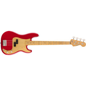 FENDER Vintera 50s Precision Bass Dakota Red Maple