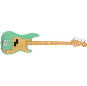 FENDER Vintera 50s Precision Bass Sea Foam Green Maple