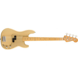 FENDER Vintera 50s Precision Bass Vintage Blonde Maple