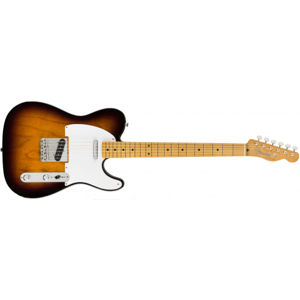 FENDER Vintera 50s Telecaster 2-Color Sunburst Maple