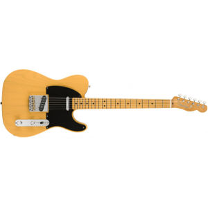 FENDER Vintera 50s Telecaster Modified Butterscotch Blonde Maple