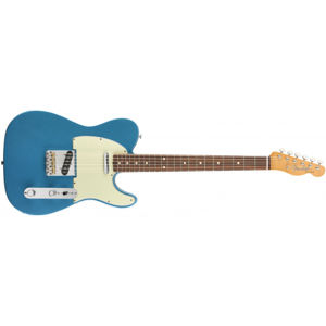 FENDER Vintera 60s Telecaster Modified Lake Placid Blue Pau Ferro