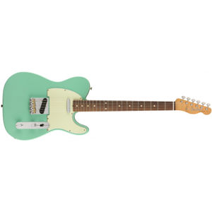 FENDER Vintera 60s Telecaster Modified Sea Foam Green Pau Ferro