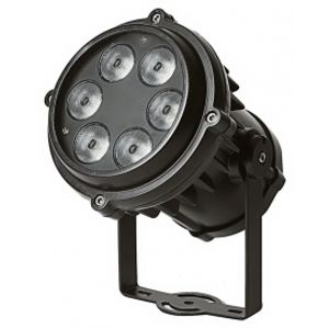 FRACTAL LIGHTS PAR LED 6x3 W IP 65