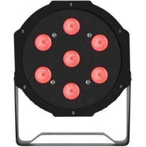 FRACTAL LIGHTS PAR LED 7 x 12W ( 5in1 )