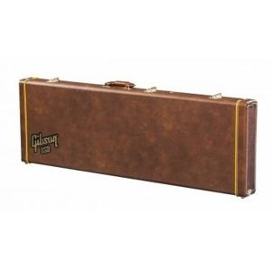 GIBSON Flying V Bass Case Historic Brown