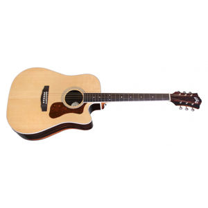 GUILD D-260CE Deluxe Natural